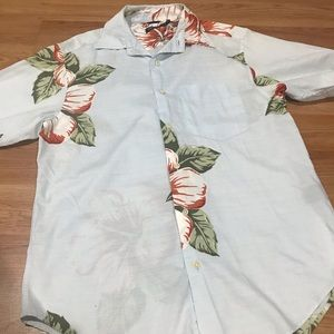Náutica short sleeve shirt size s